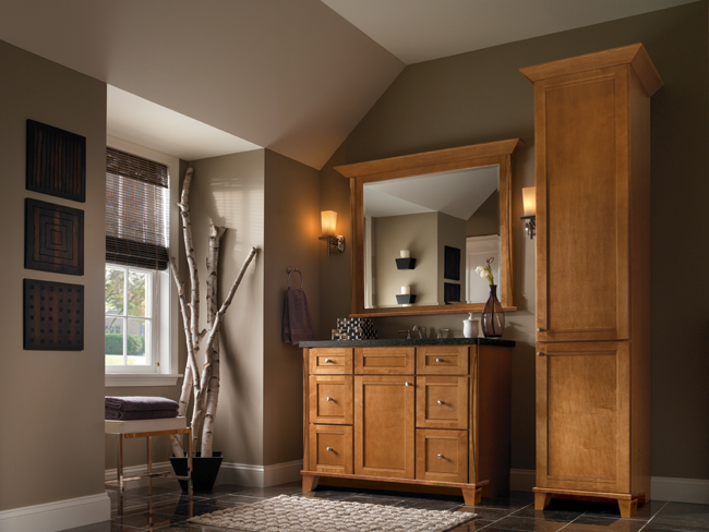 Kraftmaid Bathroom Vanities Signature Cabinets