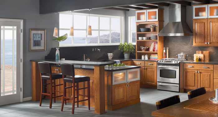 KraftMaid-Kitchen-Cabinetry
